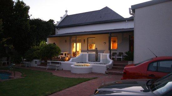 Caledon Villa Garden