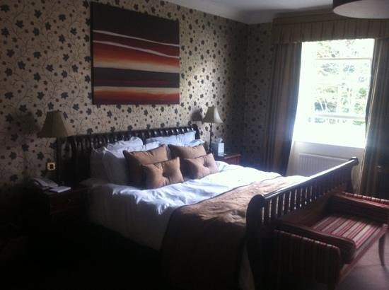 The Eastbury Hotel : Lovely comfy bed!
