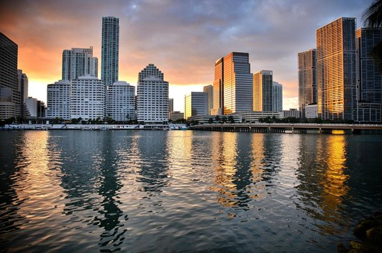 Mandarin Oriental, Miami: Concurrence à Miami Beach
