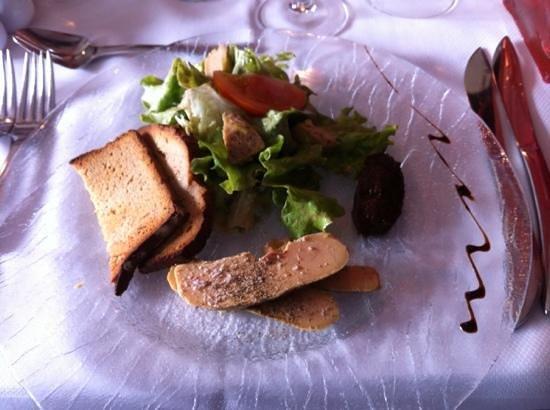 buldo : foie gras mi cuit