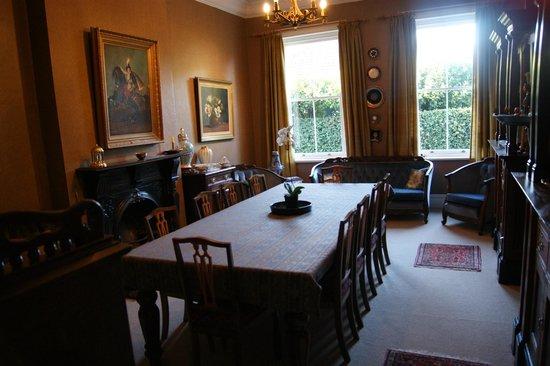 Caledon Villa: inside