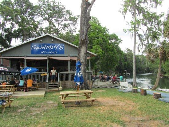 Swampy's Bar & Grille: Swampy's Restaurant