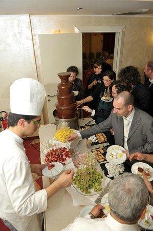 La Fornace: buffet dolci