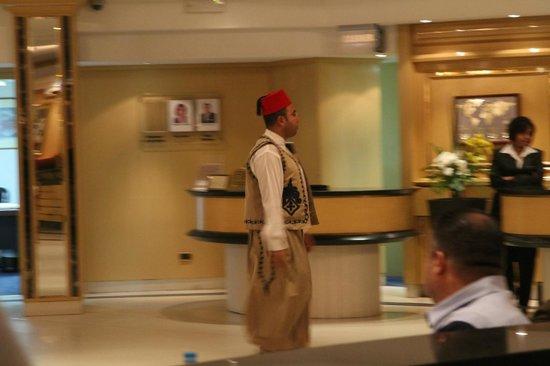 Sonesta Hotel, Tower & Casino Cairo: Foyer