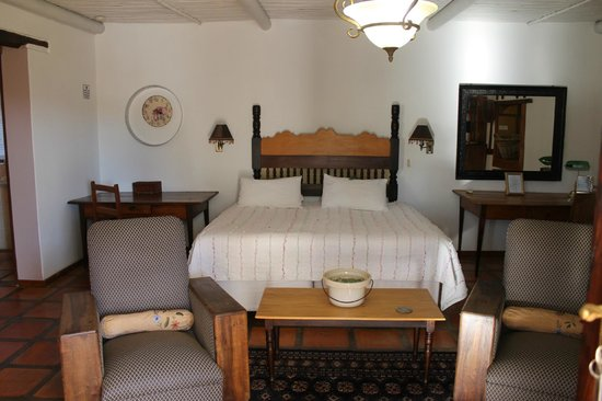 De Opstal Country Lodge: Inside our room