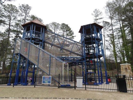 Stone Mountain Park: Playground