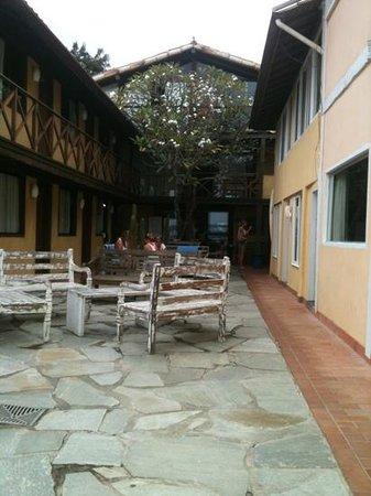 Nomad Buzios Seashore Hostel: Área de Convivência