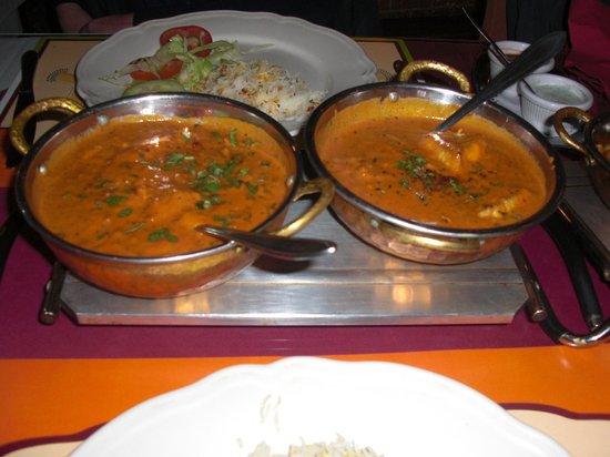 Ganesha: Bombay Chicken & Bombay Fish