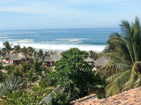 Studios Tabachin del Puerto : Morning from my balcony