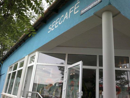 Seecafe: Seecafé Ansicht