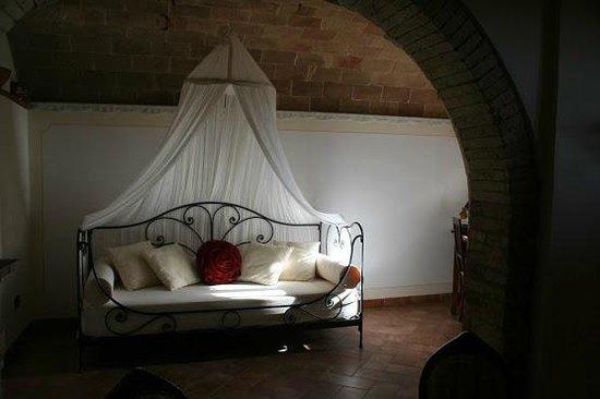 """Podere Bellaria: appartamento """"il papavero"""""""
