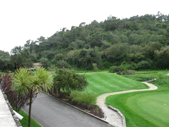 Arola: Golf courses around the restaurant