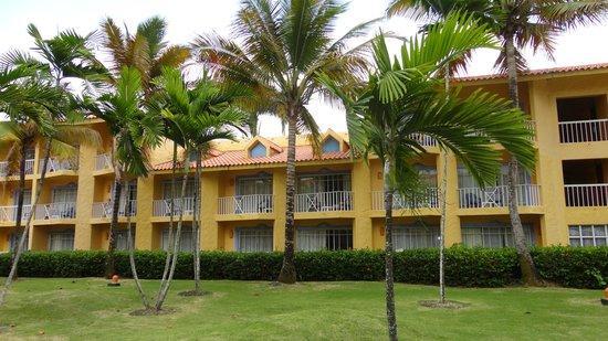 VH Gran Ventana Beach Resort: habitaciones