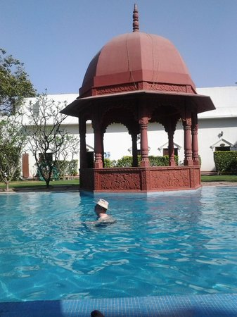 The Grand Imperial, Agra: Great, clean pool