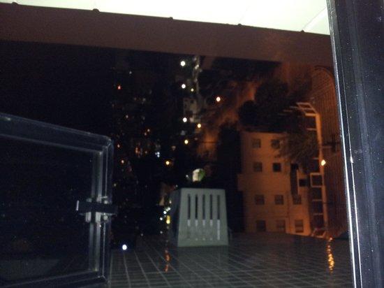 Rio Hotel by Bourbon Curitiba Batel: Vista noturna