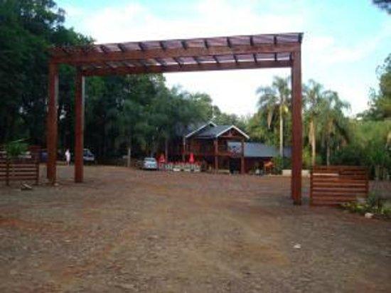 Paraiso Lodge: Entrada Complejo