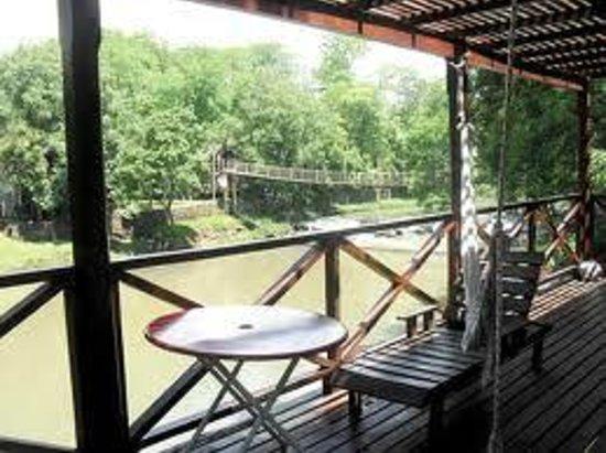 Paraiso Lodge: Vsita del Arroyo Tabay