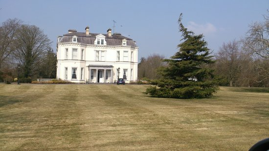 Moyvalley Hotel & Golf Resort: Balyna house
