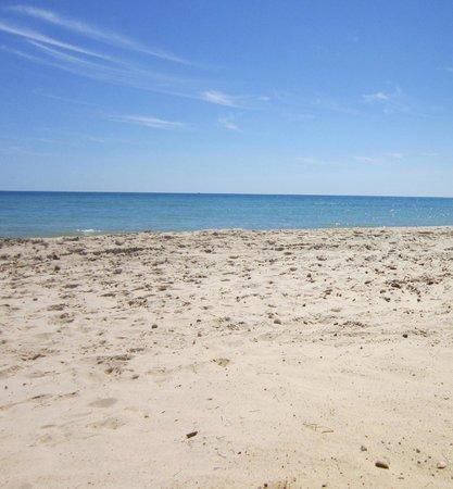Chich Khan: beach