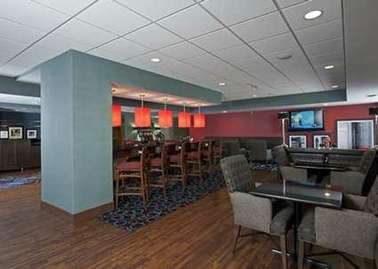 Hampton Inn Grand Rapids-South: Hotel Lobby