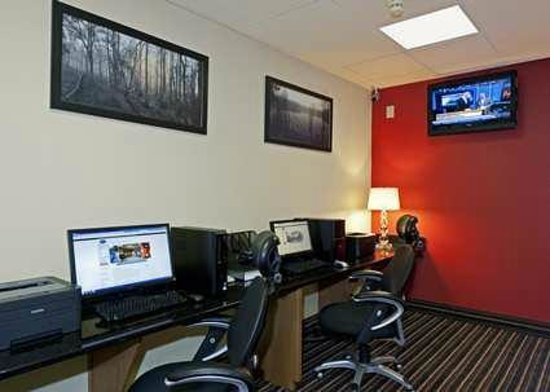Hampton Inn Grand Rapids-South: Business Center