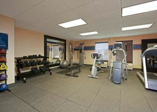 Hampton Inn Grand Rapids-South: Fitness Center