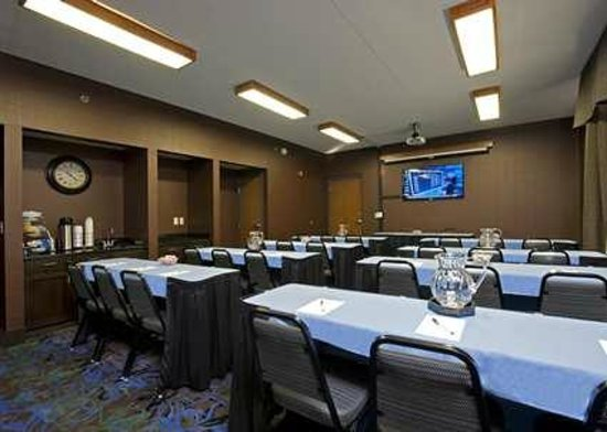 Hampton Inn Grand Rapids-South : Meeting Room