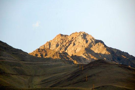 Ayelen Hotel de Montana: It's a ski resort in summer.