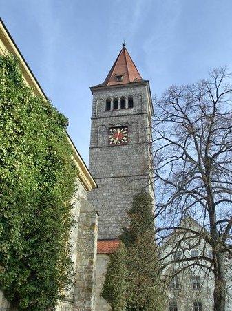 Kastl, Германия: Turm der Klosterkirche