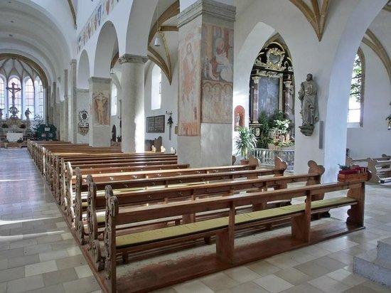Kastl, Germany: in der Klosterkirche