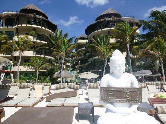 Porto Playa Condo Hotel & Beachclub: El Taj