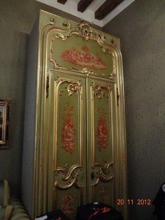 Hotel Al Ponte Mocenigo: Placard
