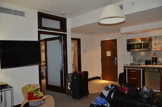 Congress Hotel South Beach: Ante-sala