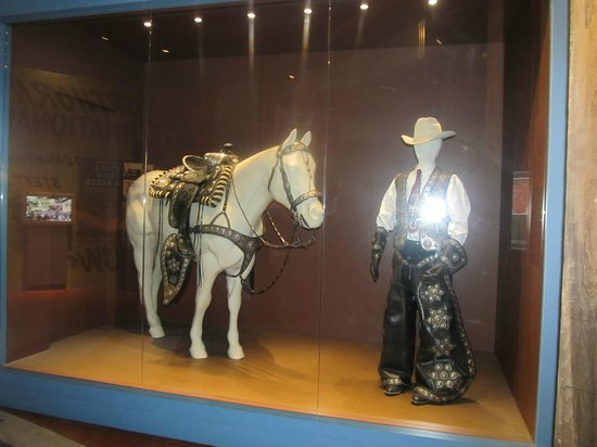 Fort Worth Museum of Science & History : In Cattle Rancher's museum