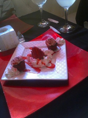 Jamaican Me Hungry: Surprise Anniversary Dessert!!!