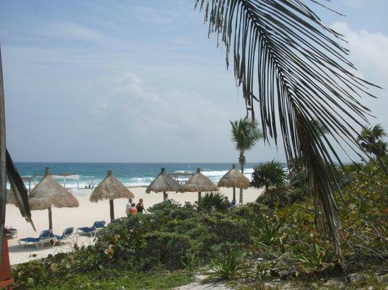 Luxury Bahia Principe Akumal Don Pablo Collection: from balcony