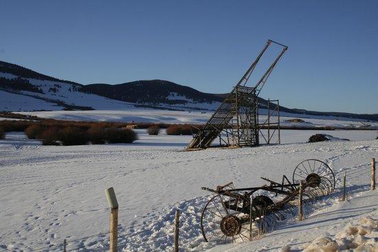 Pioneer Mountain Wilderness Area: Beaverslide