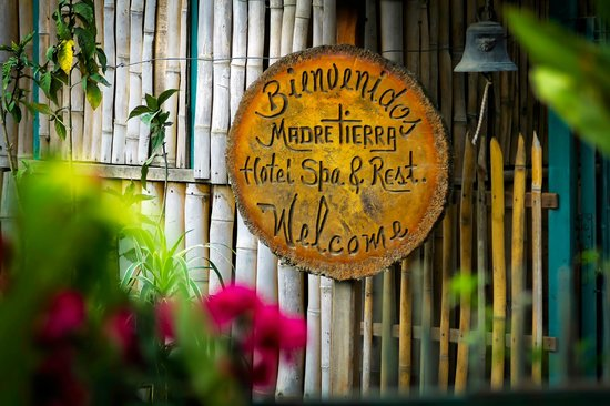Madre Tierra Resort & Spa: Welcome to Madre Tierra