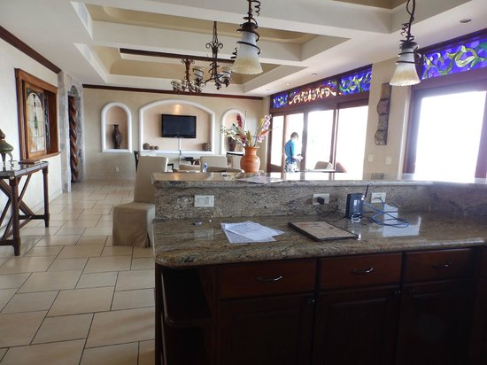 Pacifico Colonial Condominiums: KITCHEN,DINING,LIVING ROOM