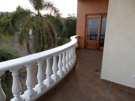Pacifico Colonial Condominiums: OUTSIDE MASTER BEDROOM/BALCONY