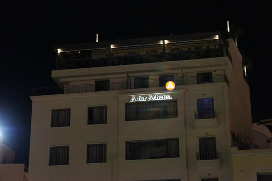 A for Athens: Hotel Building