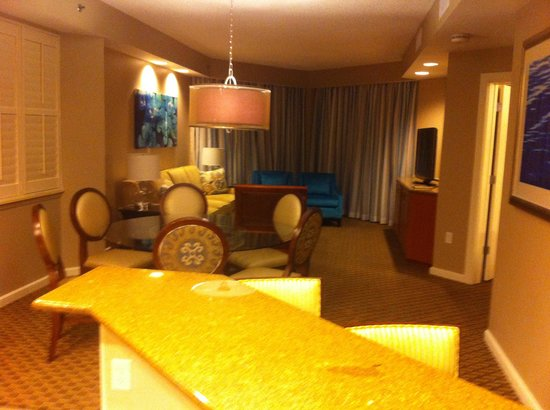 Marriott's Royal Palms: The Family Area
