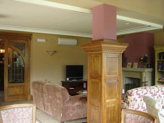 Hotel Casona Malvasia: Lounge Area