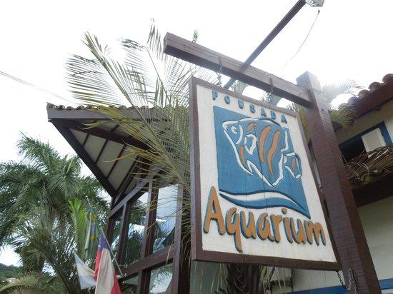Pousada Aquarium: acceso