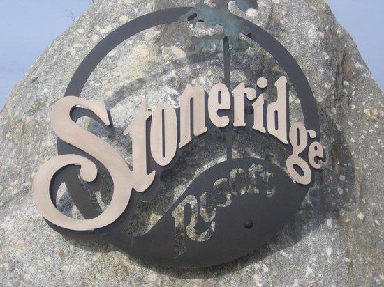 Stoneridge Resort: Stoneridge