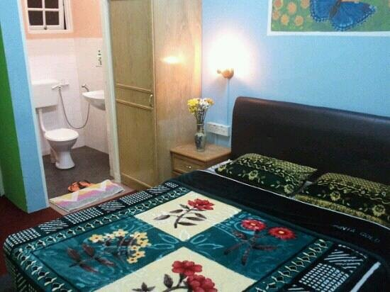 Orchid Lodge : Ensuite Double.