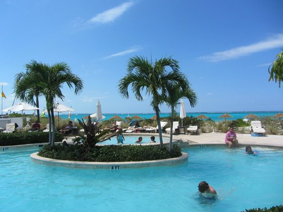 The Sands at Grace Bay: One of the pools.