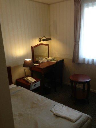 Urban Hotel Tsukuba: 室内