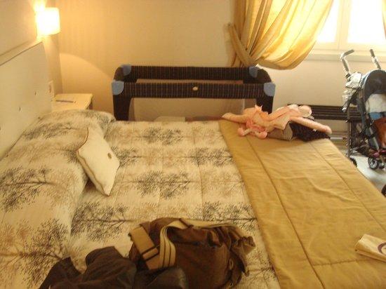 La Residenza dell'Orafo: Bercinho do bebê