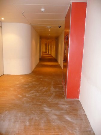 Rio Aeroporto Hotel: pasillos